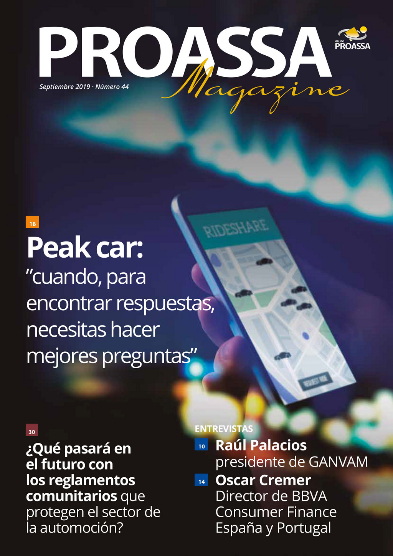 Número 45 - Revista septiembre 2019