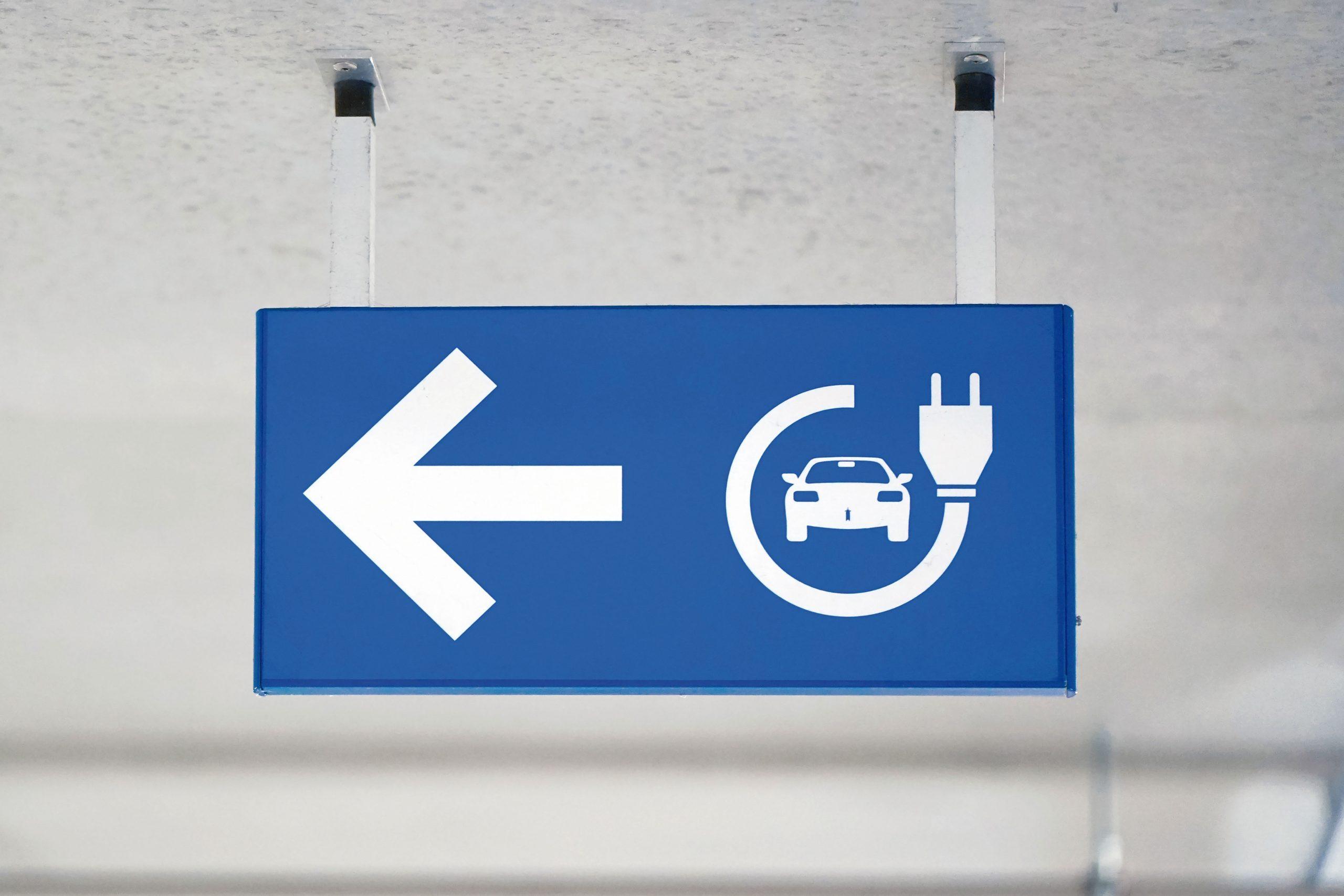 Puntos de recarga publico para vehículos electricos