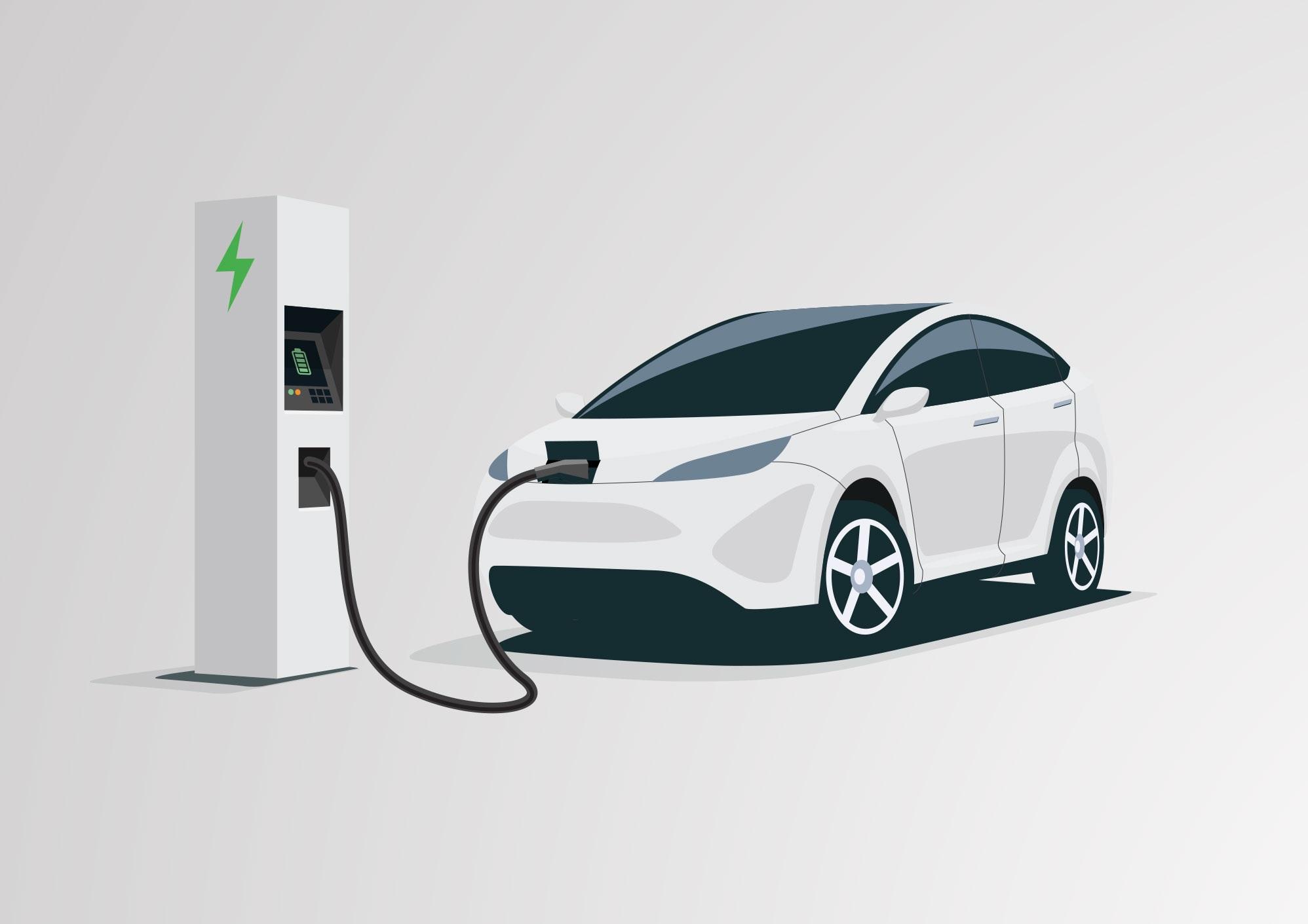 punto de recarga para vehículo eléctrico en españa
